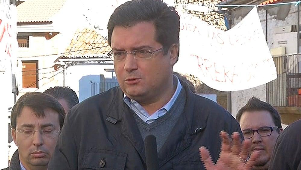 Óscar López, secretario de Organización del PSOE