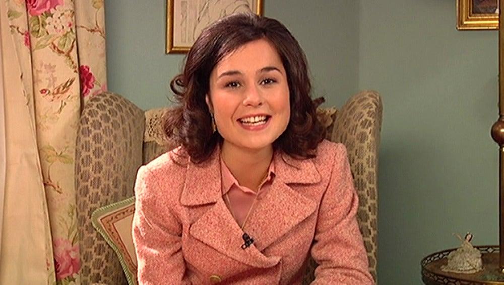 Nadia de Santiago es Asunción