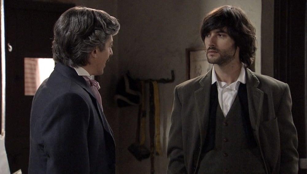 Bocanegra saca a Raúl de la cárcel