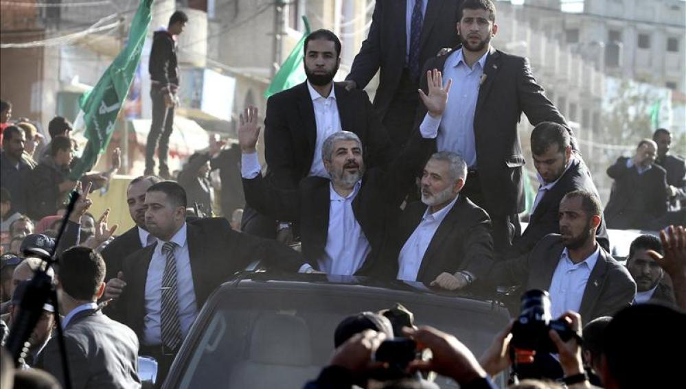 Líderes de Hamás