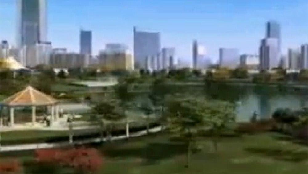 China demolerá 700 montañas para construir una ciudad