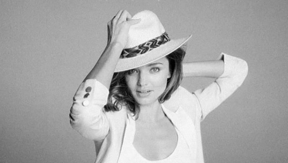Miranda Kerr, el nuevo rostro de Mango