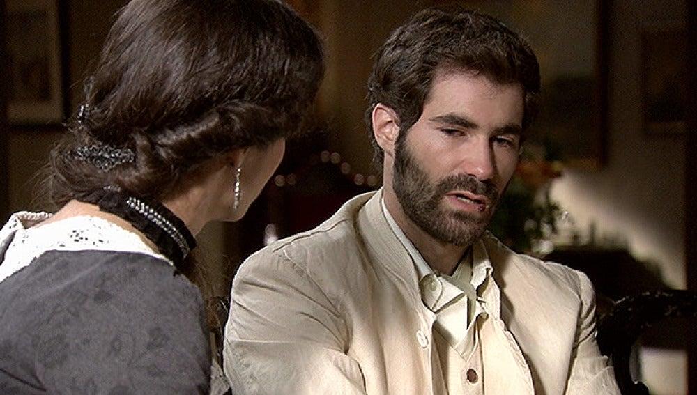 Julio confiesa que vivió abusos sexuales a Sofía
