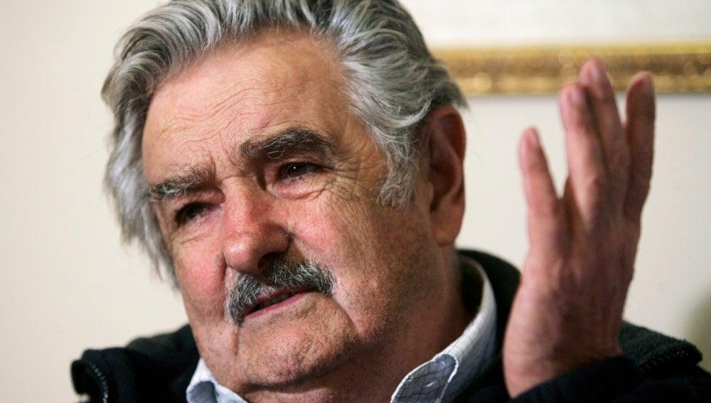 El presidente uruguayo José Mujica