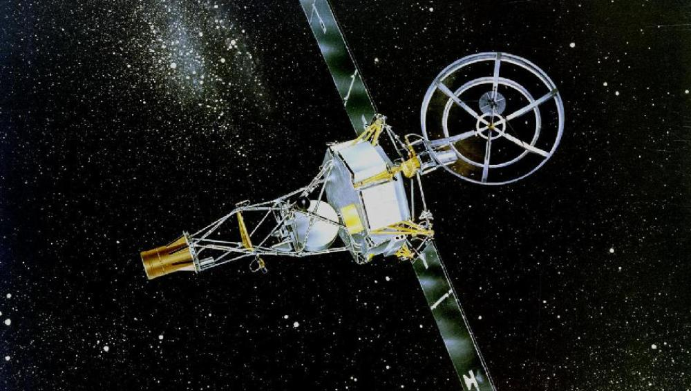 La NASA celebra 50 años de exploración espacial