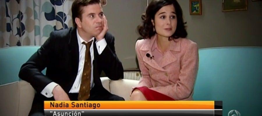 Antena 3 tv nos colamos en el rodaje de 39 amar es para - Antena 3 tv series amar es para siempre ...