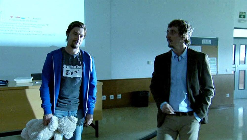 Max y Roberto