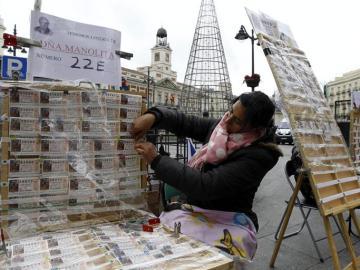 Lotería de doña Manolita