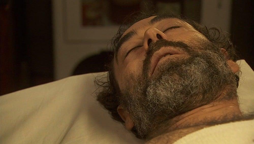 Lázaro muere tras confesar que es inocente
