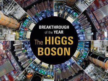 El Bosón de Higgs, hallazgo del año para 'Science'