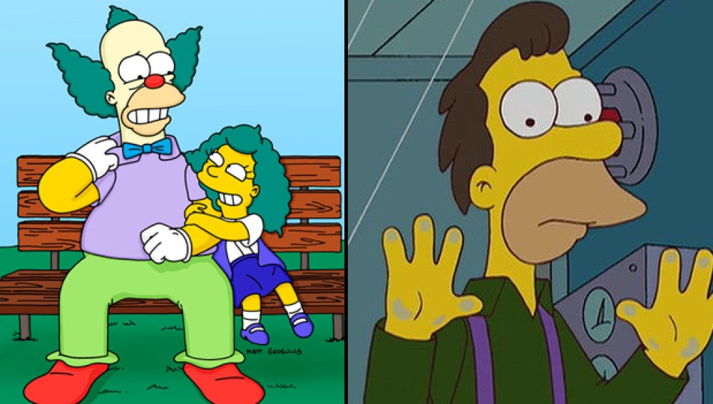 Krusty y Leny