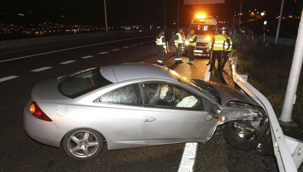 Diecinueve muertos en las carretera en la primera fase de la operación de Navidad