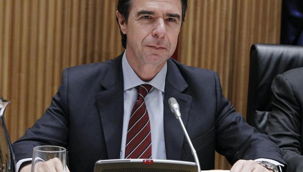El ministro de Industria comparece en Comisión Parlamentaria