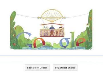 Google homenajea al matemático Torres Quevedo