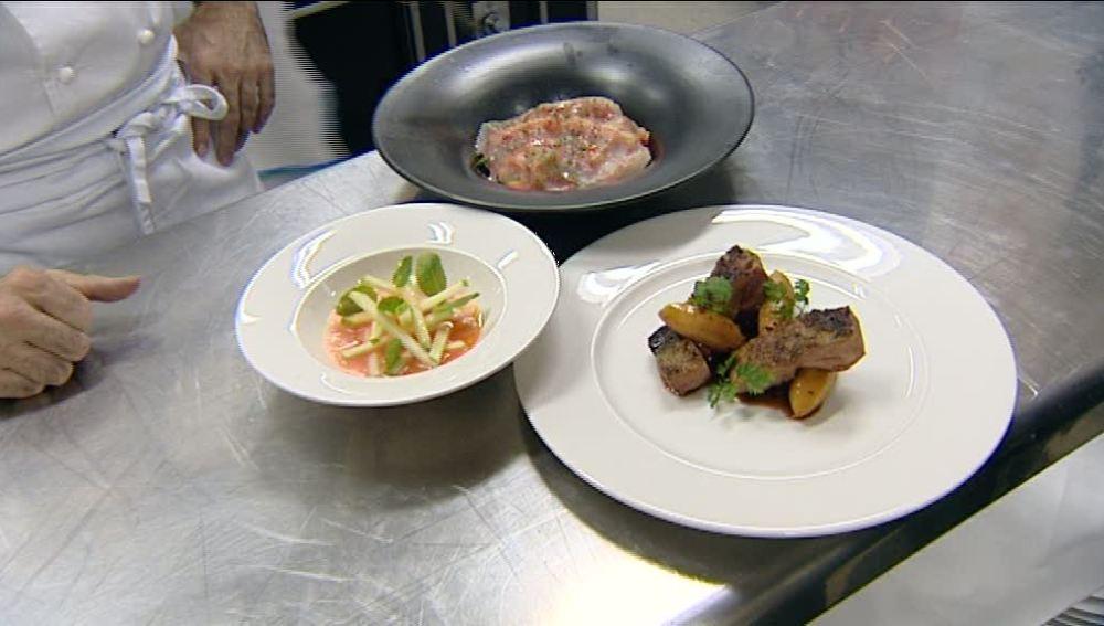 Tres platos ecónomicos para Nochevieja