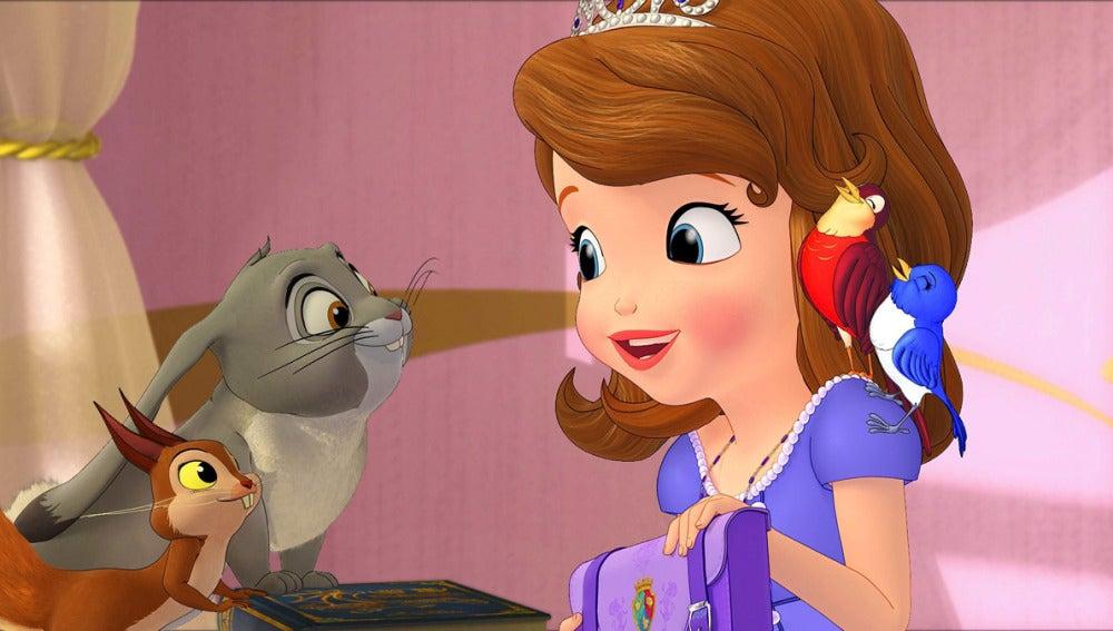 La princesa Sofía, de Disney