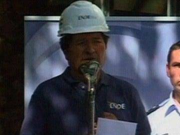 Evo Morales expropia a REE
