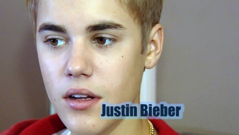 Justin Bieber en Antena 3