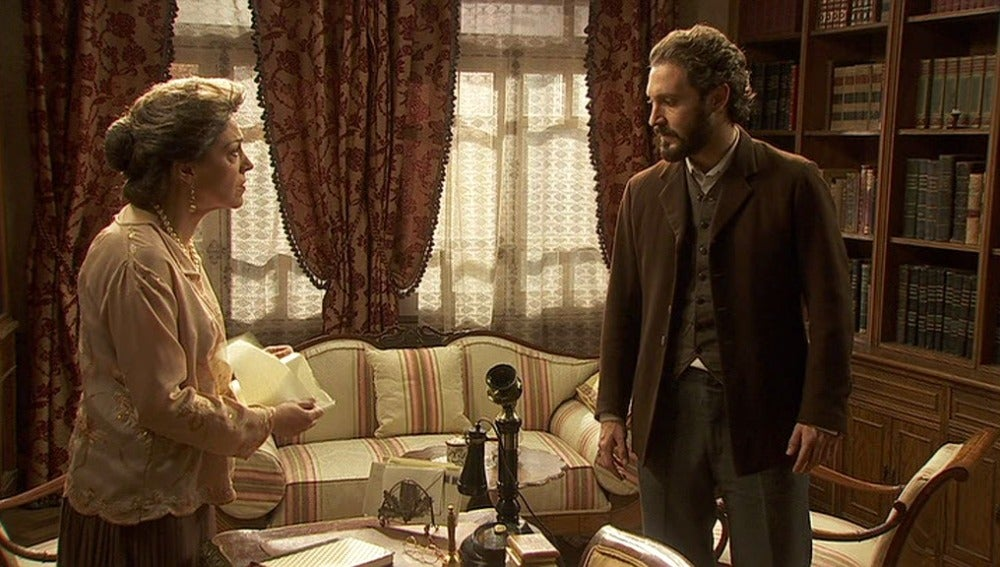Francisca decide no denunciar a Raimundo