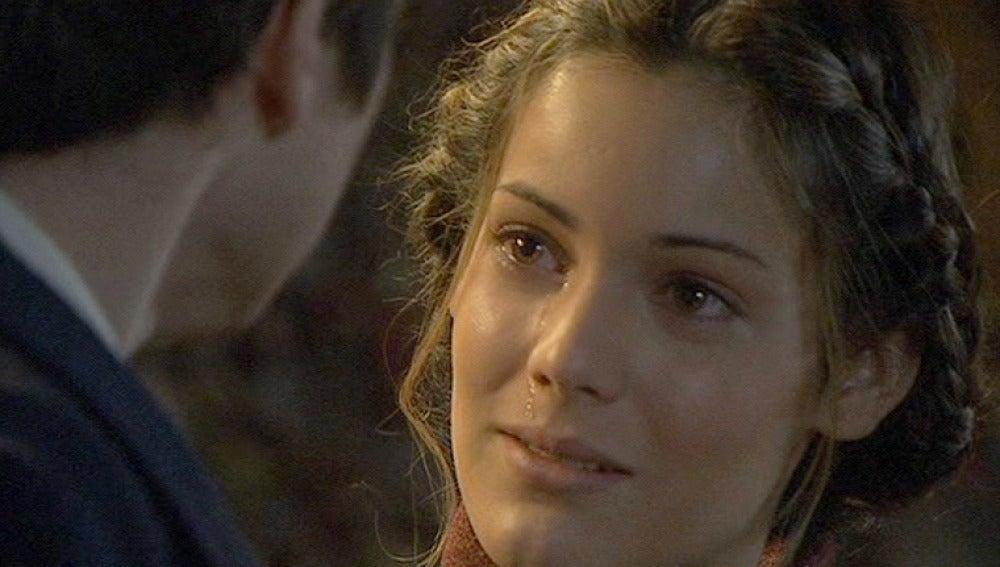 Soledad pide a Luis que le ayude a quitarse la vida