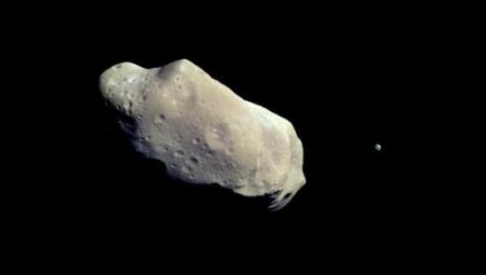 El asteroide Apofis