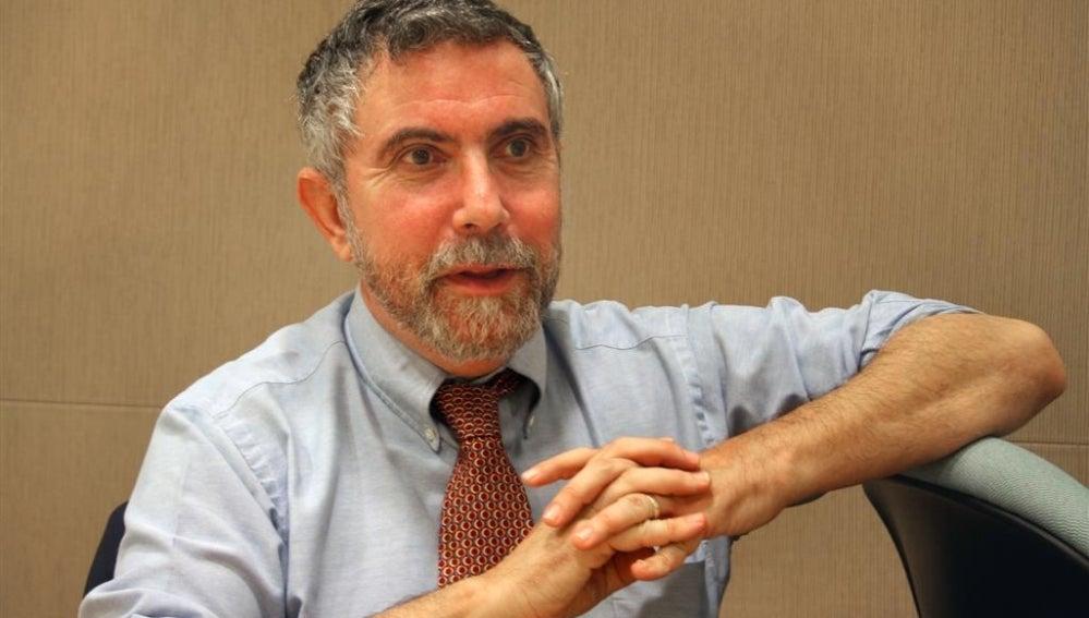 El Premio Nobel Paul Krugman