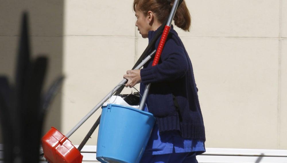 España lidera en número de empleados domésticos