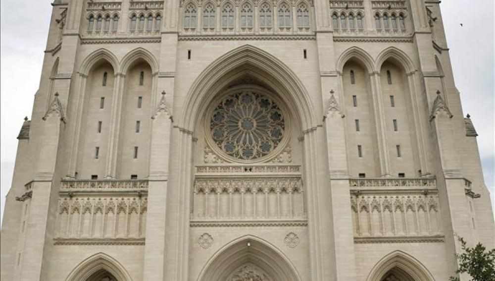 Catedral Nacional de EEUU, en Washington