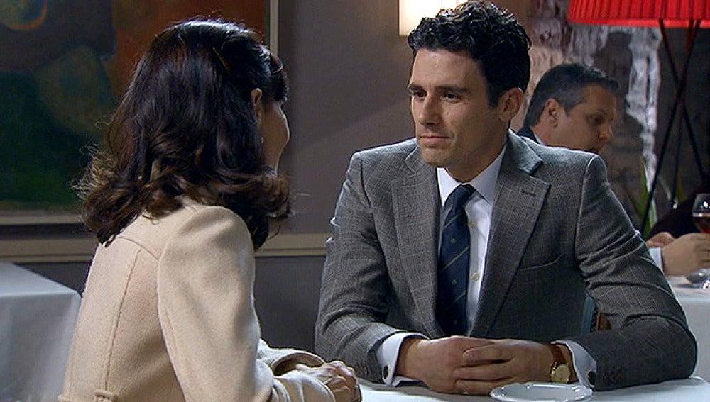 Ignacio ofrece un futuro a Inés