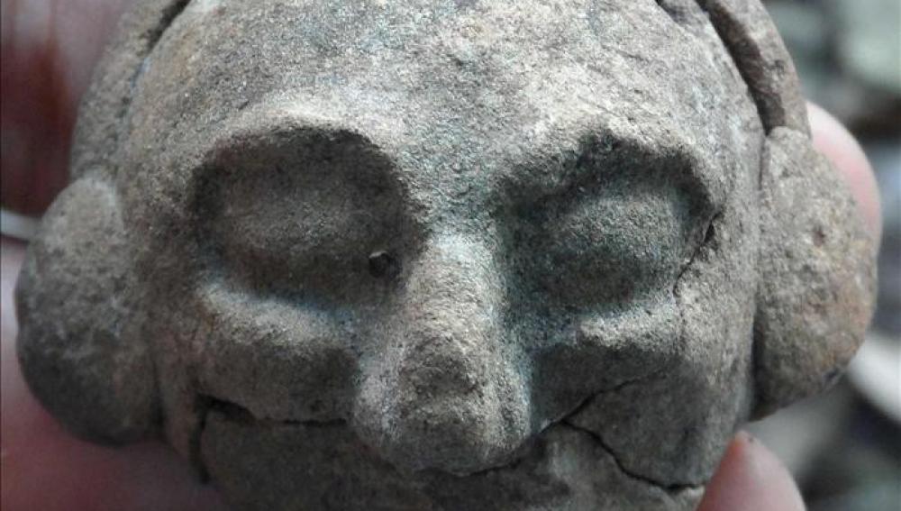 Entierros mayas hallados en Chichén Itzá