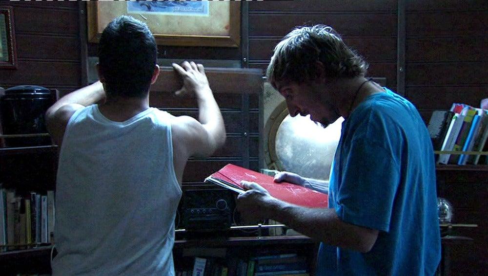 Ramiro y Burbuja