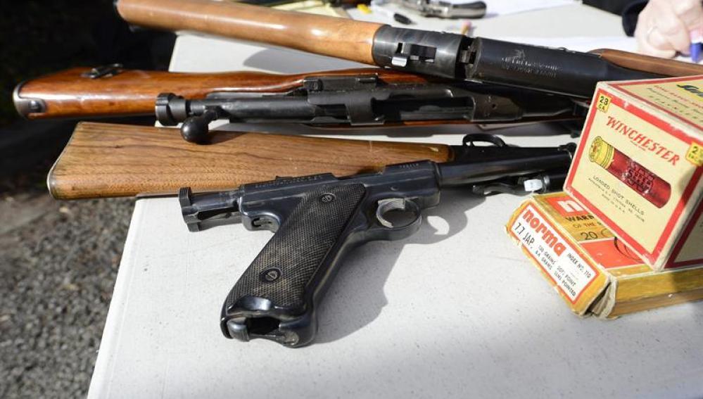 El debate sobre el uso de las armas crece en EEUU