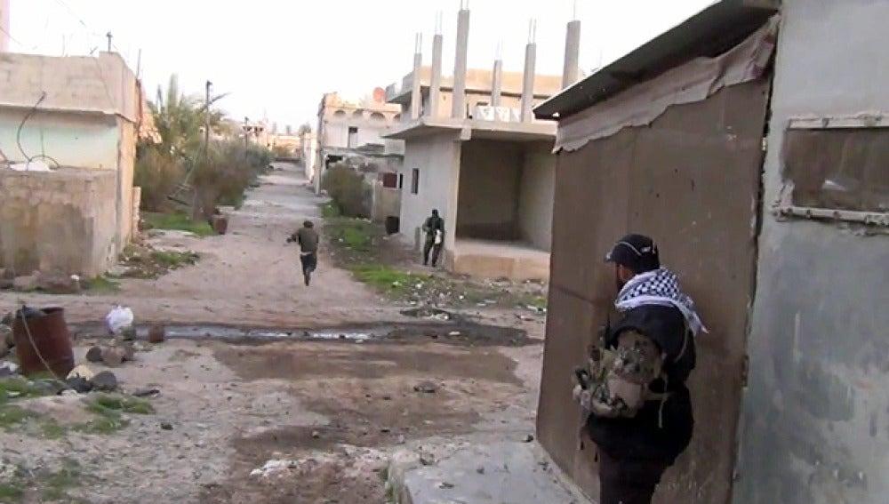 Un periodista francés, tiroteado en Siria