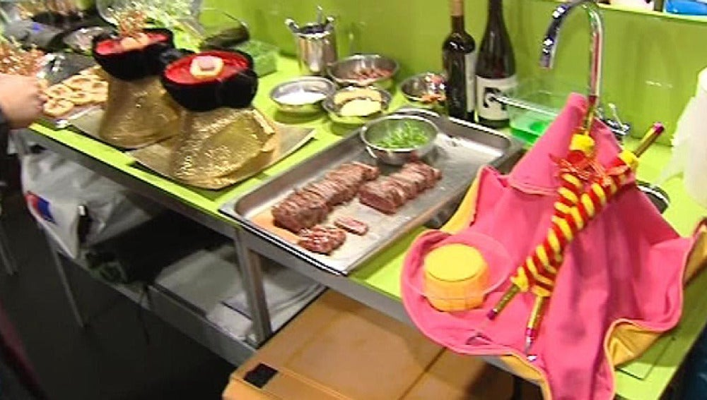 Los platos más vanguardistas se dan cita en Madrid Fusión