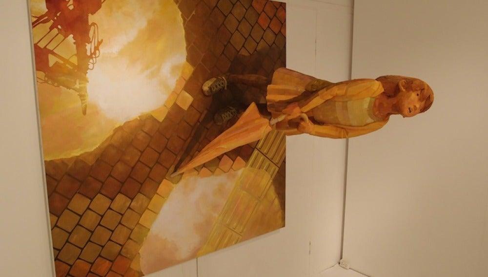 Otra de las obras de Shintaro Ohata