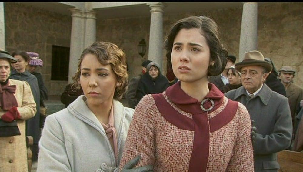 María y Emilia