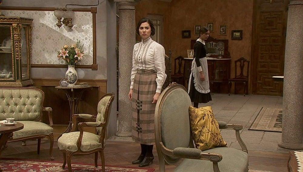 Fernando y Francisca se niegan a hablar con María