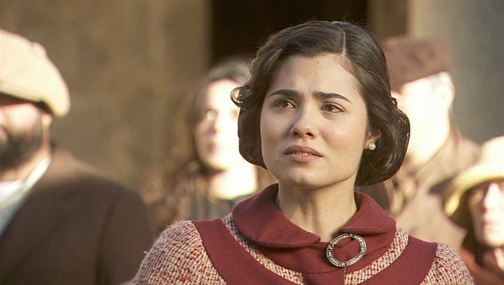 María confiesa que mantuvo relaciones con Gonzalo