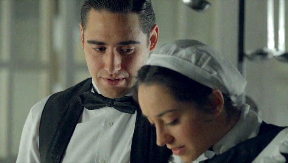 Andrés y Camila