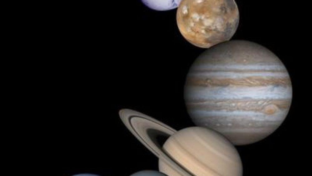 La tierra está en el límite de la zona habitable del sistema solar