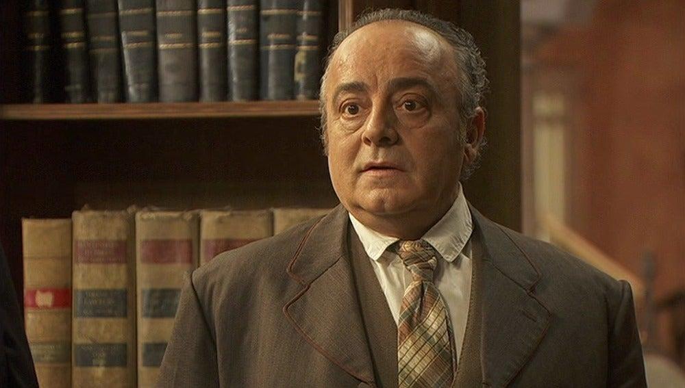 Pedro es el nuevo alcalde de Puente Viejo