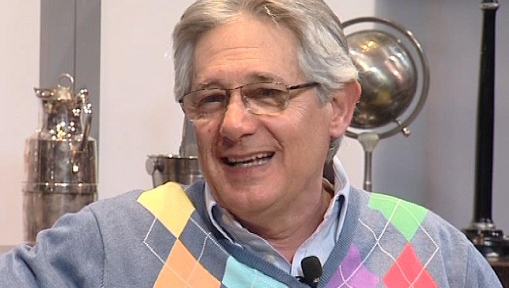 Josema Yuste, con las Noticias del Fin de Semana