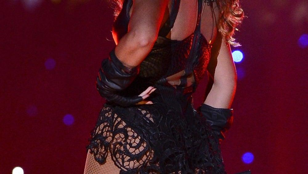Beyoncé deja bien claro que es una artistaza