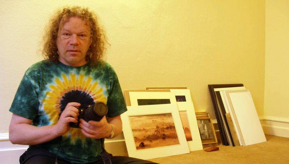 El fotógrafo Danny Beath
