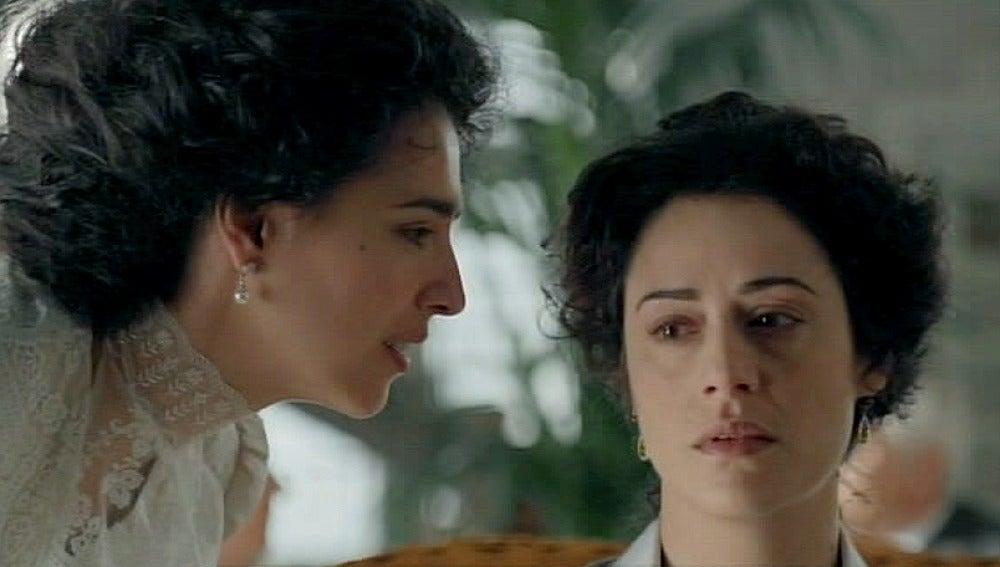 Beatriz y Sofía