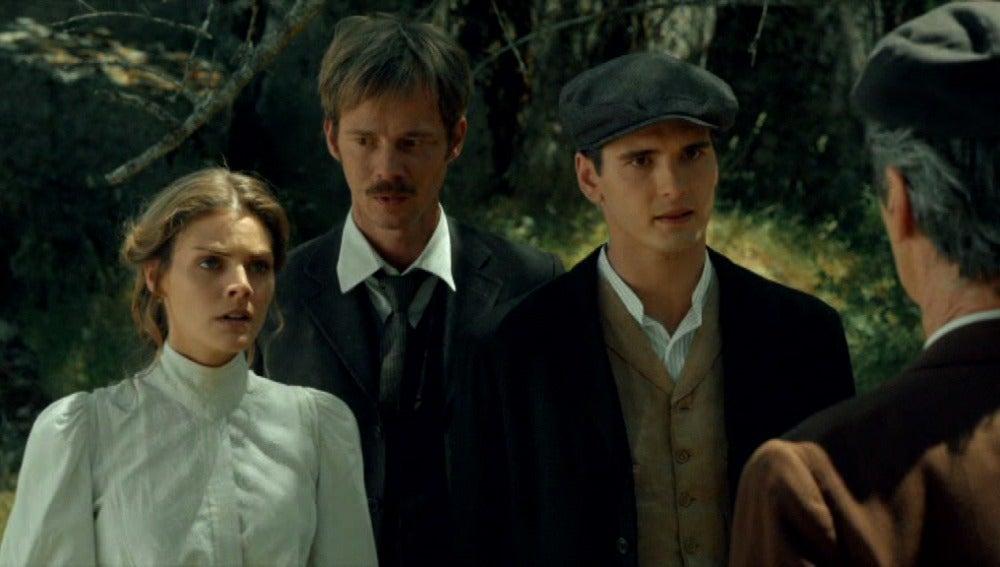 Julio, Alicia y Javier
