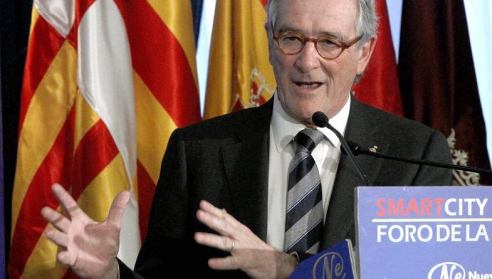 El alcalde de Barcelona, Xavier Trías