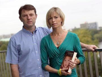 Los padres de Madeleine McCann, Kate y Gerry McCann.