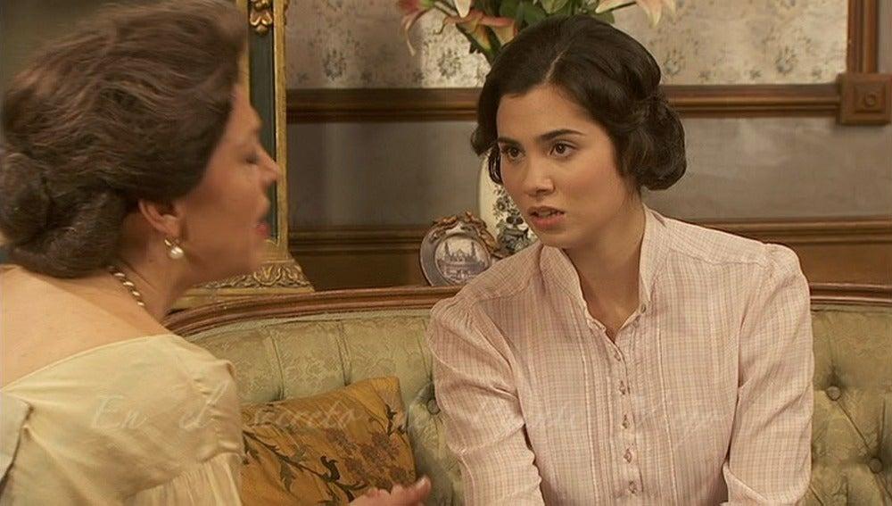 María aplazará su boda por la enfermedad de su abuelo
