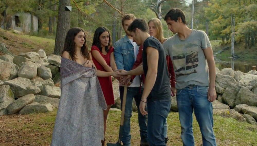 Nuevos misterios y amores imposibles, en la segunda temporada de 'Luna, el misterio de Calenda'